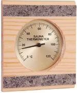 Термометры, гигрометры и часы