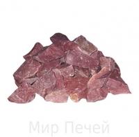 Камни Малиновый кварцит 20 кг