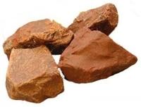 Камни Яшма сургучная 10кг