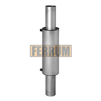 """Бак """"Комфорт"""" с водяным контуром AISI 201 Ferrum"""
