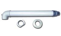Комплект коаксиального дымохода BAXI DN60/100