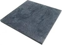 Шлифованная плитка из талькохлорита 200х200х10, 1кв.м.