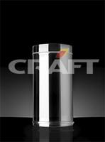 Труба-сэндвич Craft 0,5 м 316/0,8мм теплоизоляция 50мм