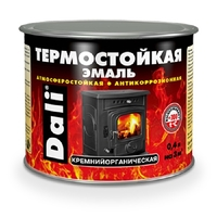 Термостойкая эмаль Dali, 400 мл
