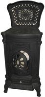 Чугунная печь-камин Eurokom Ingrid