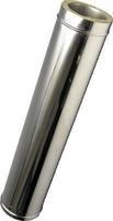 Сэндвич труба СТИЛ 0.5м 0,8 мм нерж