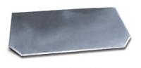 Предтопочный лист оцинк 600х400 0,5 мм