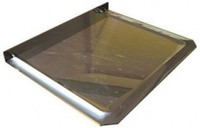 Предтопочный лист нерж 1200х800 0,5 мм