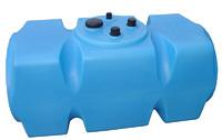 Бак для дизтоплива горизонтальный Т500ГКЗ (500л)