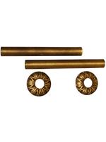 RETROstyle Комплект декоративных трубок и розеток D25мм