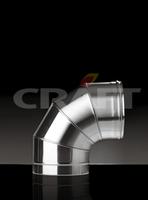 Отвод Craft Моно 304/0,8мм 90