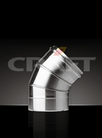 Отвод Craft Моно 304/0,8мм 45