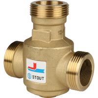Термостатический смесительный клапан, STOUT