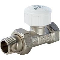 Клапан термостатический, прямой