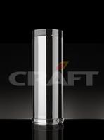 Труба-сэндвич Craft 1 м 316/0,5мм теплоизоляция 50мм